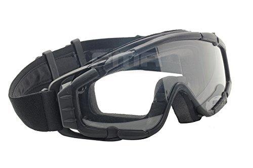 Ventilador refrigerador gafas si-balístico versión gafas DE protección para bicicleta...