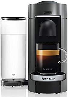 Nespresso by De'Longhi ENV155T VertuoPlus Deluxe Coffee and Espresso Machine by De'Longhi, Titan