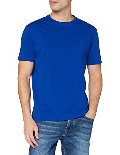 BOSS Trust Camiseta, Azul Abierto, M para Hombre