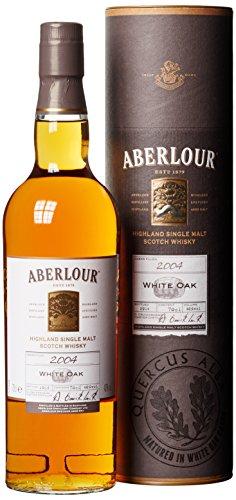 Aberlour White Oak mit Geschenkverpackung Whisky (1 x 0.7 l)