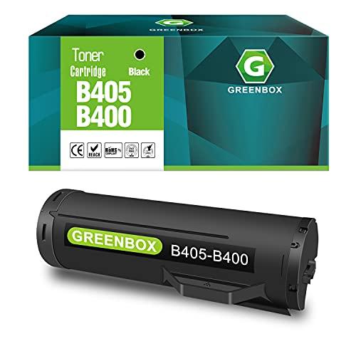 GREENBOX Remanufactured Toner Cartridge for Xerox VersaLink B405 B400 B400DN B400N B405DN 106R03584 Tray Printer (24,600 Pages High Yield, Black, 1-Pack)