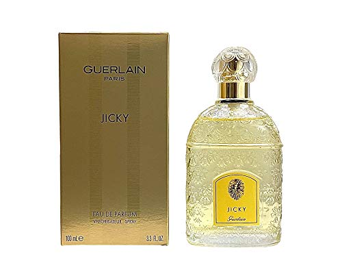 Guerlain Jicky Eau de Parfum Spray for Women, 3.3 Ounce