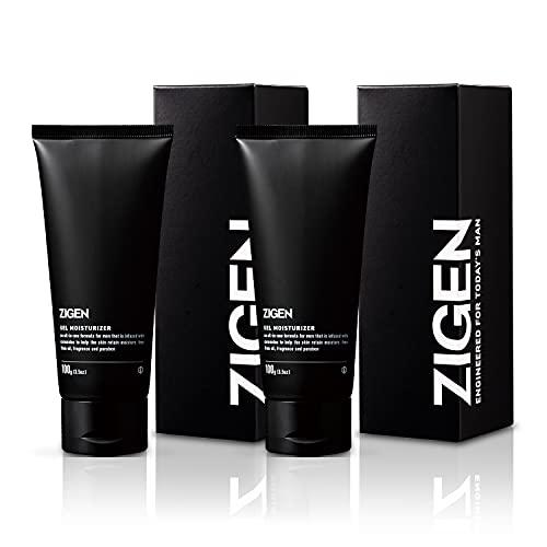 ZIGEN オールインワンジェル メンズ 35種類の 保湿 成分配合 [ 化粧水 美容液 乳液 クリーム 1本4役 ] お得...
