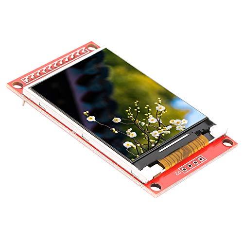 tft 2 Tablero, Módulo de pantalla TFT, 176x220 3V / 5.5V ILI9225 2.0 pulgadas Puerto serial Módulo de pantalla TFT Interfaz periférica serial