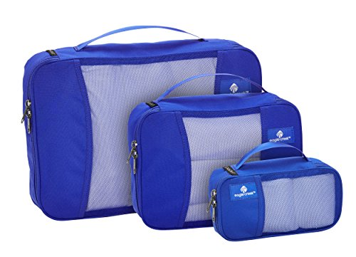 Eagle Creek Travel Gear Pack It, Blue Sea 3 Pack