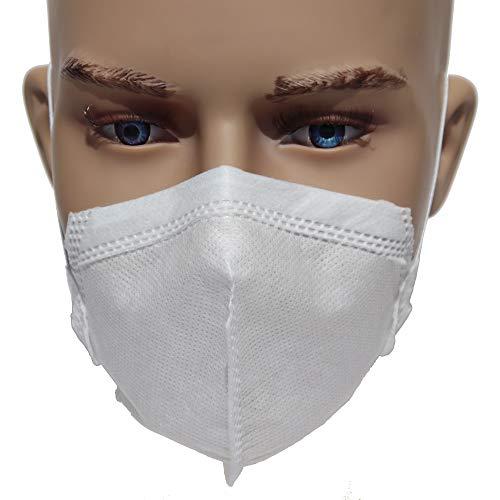 denkturm 5er Sparset: Mund- und Nasen-Maske, Behelfsmaske, Gesichtsmaske, Alltagsmaske - abkochbar - sofort lieferbar