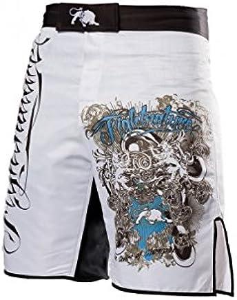 Fightnature Shorts Protator weiß B00OHG7J66   | Qualitätsprodukte