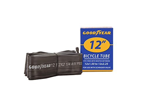 Goodyear Bicycle Tube, 12 X 1.5/2.25