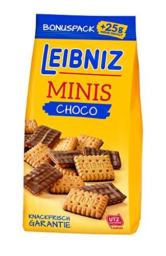 Leibniz Minis Choko, 6er Pack (6 x 125g)