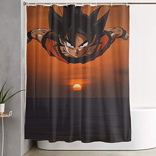cortinas ducha dragon ball
