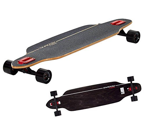 Sportbanditen Longboard Drop Shape Low Shadow Fibre