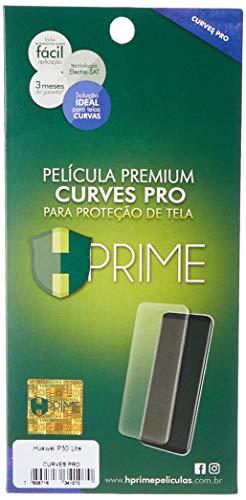 Pelicula Curves Pro para Huawei P30 Lite, HPrime, Película Protetora de Tela para Celular, Transparente