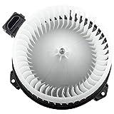 2003 Lexus GS A/C & Heating Parts - BOXI 700062 Heater Blower Motor w/Fan for 2003-2007 Lexus GX470 / 2003-2009 Toyota 4Runner 87103-35060 8710335070