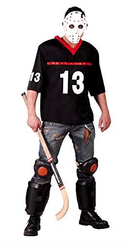 Fiestas Guirca Kostüm Mann Hockey-Spieler mÖrder grÖsse m