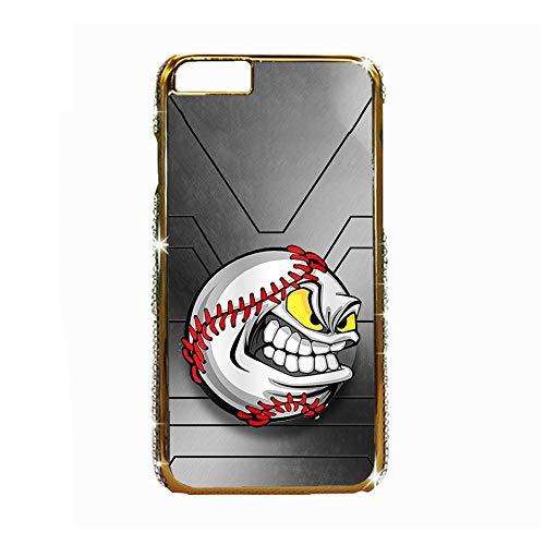 Design Baseball 3 Casse Del Telefono In Plastica Rigida Bello Per Uomo Compatibile Con Iphone 6 6S 4.7Inch Choose Design 110-4