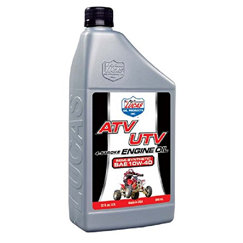Lucas Oil 10720 Engine Oil