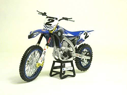 New Ray 57893 - Moto Yamaha Factory Racing Team Cooper Webb 1/12 Miniatura
