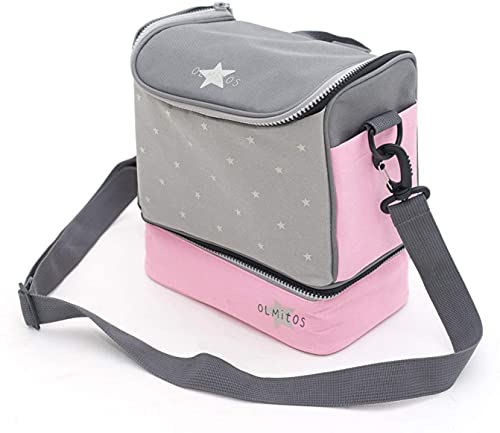 Olmitos Stars Sac isotherme pour fille
