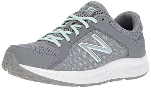 New Balance Women's 420 V4 Running Shoe, Grey, 6 W US
