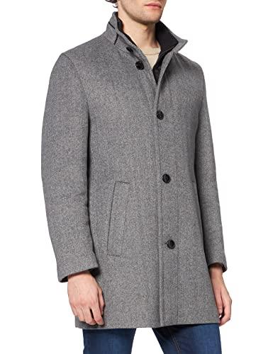 cappotto uomo hugo boss invernale BUGATTI Mantel Cappotto di Lana