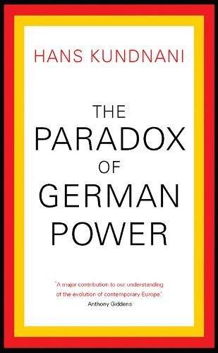 Kundani, H: Paradox of German Power