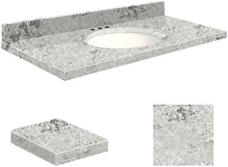 Max 65% OFF Transolid Bombing new work Q4322-6C-A-W-8 Quartz 43-in x 22-in Bathroom Vanity Ea