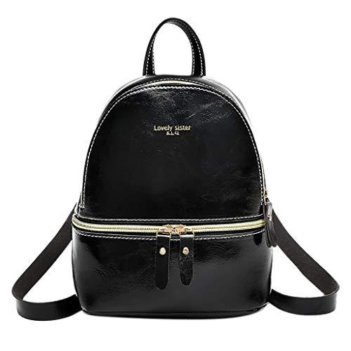 Bfmyxgs Mother es Day Fashion Lady Shoulders Small Backpack Letter Purse Mobile Phone Messenger Bag Totes Handtaschen Shoulder Bag Rucksack Totes Waist Bag Coin Bag. Brustpaket