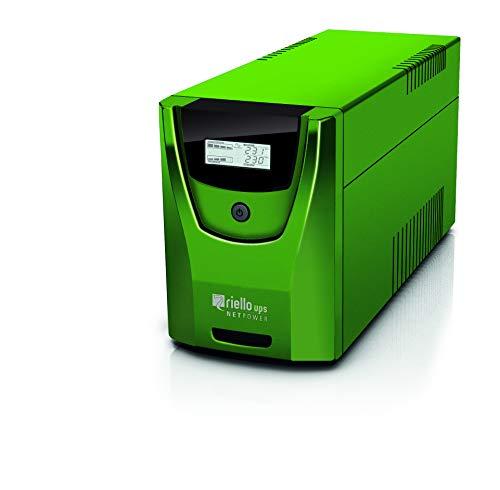 Riello NPW 2200 G - Sistema de alimentación ininterrumpida, 2000 VA, 1200 W