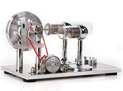 Sunnytech Hot Air Stirling Engine