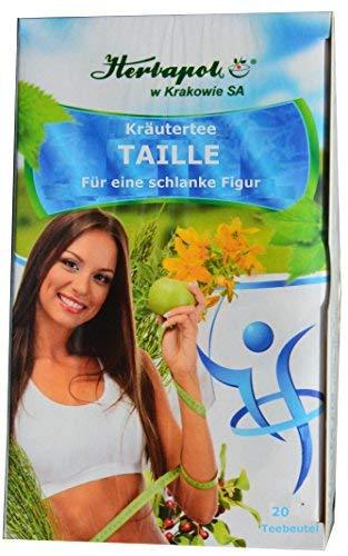 Kräutertee mit 7 Kräutern für schlanke Figur, regt Stoffwechsel, Verdauung an, besonders beim...