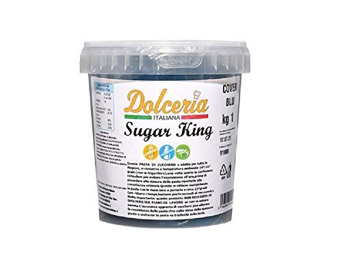 Pasta di Zucchero 1 KG - BLU