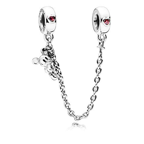 Pandora Damen-Bead Charms 925 Sterlingsilber 797173CZR-05