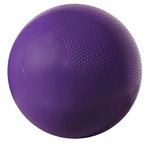 Fitness Gear 65 cm Weighted Stability Ball, Purple