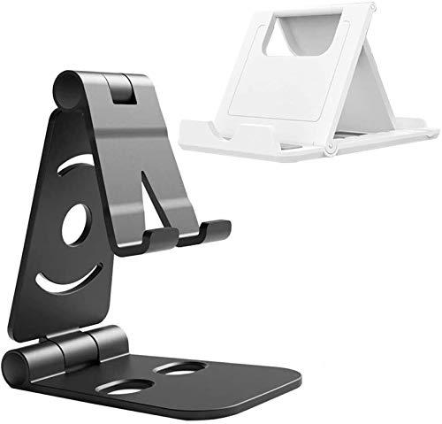 Phone holder 2 soportes plegables para tablet, multiángulo, universal, soporte para teléfono inteligente Ban Lu Yi