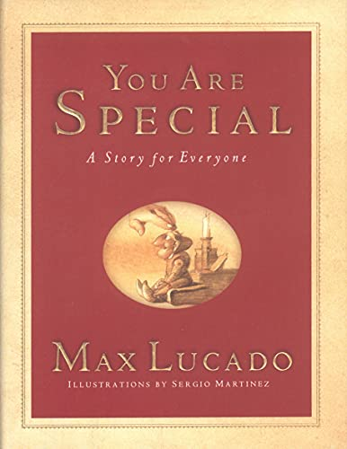 By Max Lucado You Are Special Telecharger Epub Pdf