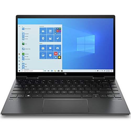 "HP Envy x360 Cabrio 13-ay0153ng, nero, AMD Ryzen 5 4500U, 8 GB di RAM, 512 GB SSD, 13,3"" 1920 x 1080 FHD, HP 1 anno WTY, tastiera tedesca (rinnovato)"
