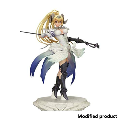 Siyushop Die Sieben Todsünden PVC Figur: Lucifer Statue of Pride Toy Hohe 30.5CM (12 Zoll)