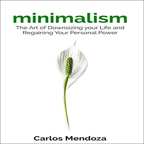 Minimalism Audiobook By Carlos Mendoza cover art