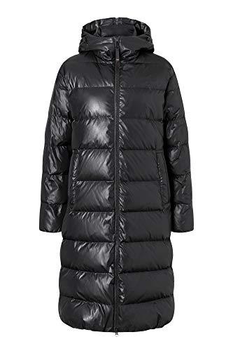 Bogner Fire + Ice Ladies Birdy-D Schwarz, Damen Daunen Mantel, Größe 46 - Farbe Black