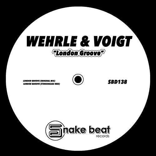 London Groove for sale  Delivered anywhere in UK
