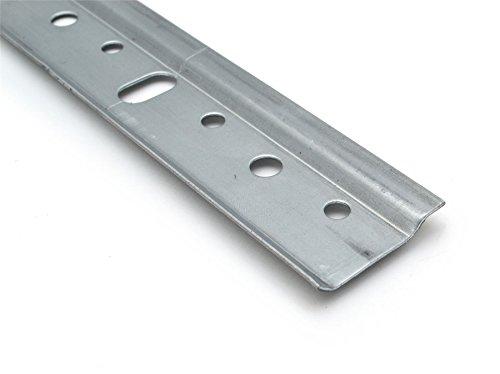 Stange für Küchenschrank, Wandhalterung, Aufhänger, 1m