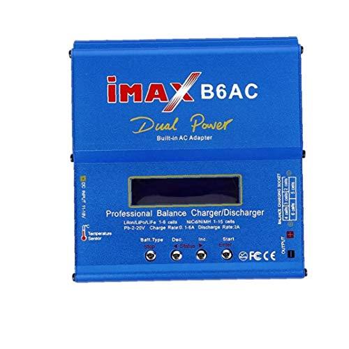 Tuimiyisou T Adaptador de Enchufe IMAX B6AC Profesional Inteligente Compacto del Cargador del Balance/descargador de EE.UU. Ranura de CA a CC
