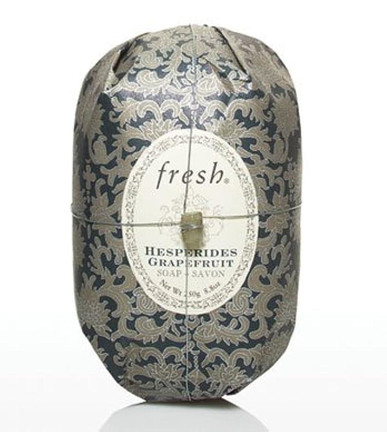 肝表向き区別するFresh HESPERIDES GRAPEFRUIT SOAP (フレッシュ ヘスペリデス グレープフルーツ ソープ) 8.8 oz (250g) Soap (石鹸) by Fresh