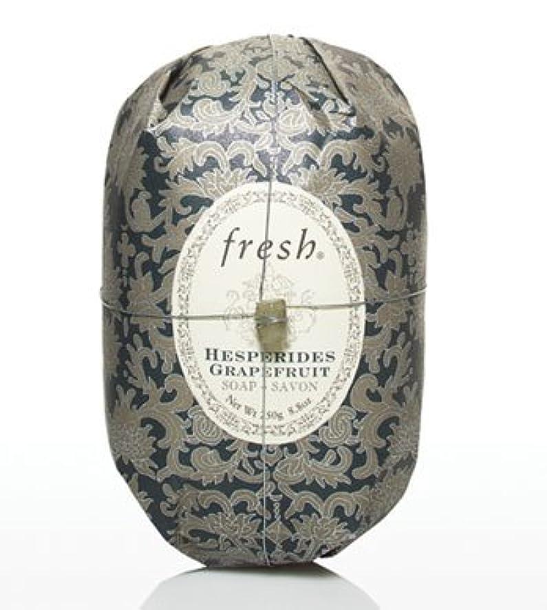 長さタクシー提唱するFresh HESPERIDES GRAPEFRUIT SOAP (フレッシュ ヘスペリデス グレープフルーツ ソープ) 8.8 oz (250g) Soap (石鹸) by Fresh