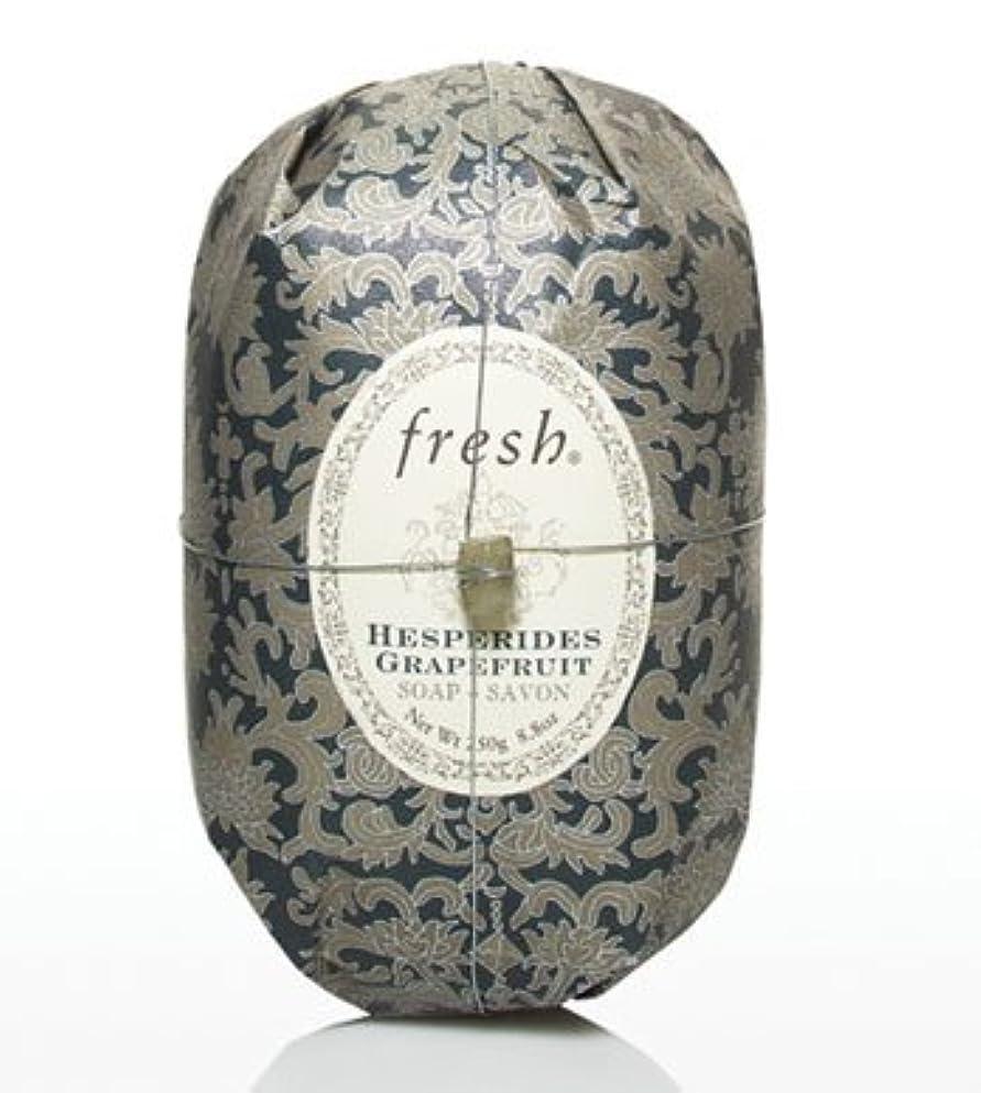 平方掃除ボルトFresh HESPERIDES GRAPEFRUIT SOAP (フレッシュ ヘスペリデス グレープフルーツ ソープ) 8.8 oz (250g) Soap (石鹸) by Fresh