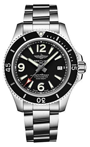 Breitling Watches Mens Breitling Superocean 42mm Watch 500 Meter Waterproof