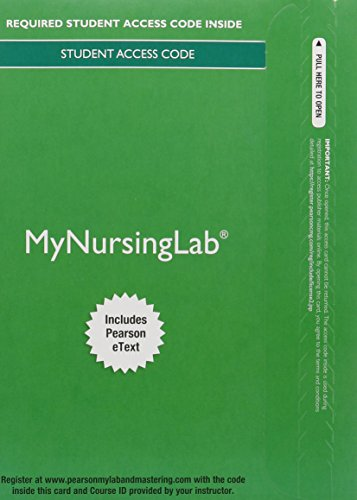 Price comparison product image MyLab Nursing with Pearson eText -- Access Card -- for Psychiatric-Mental Health Nursing: From Suffering to Hope