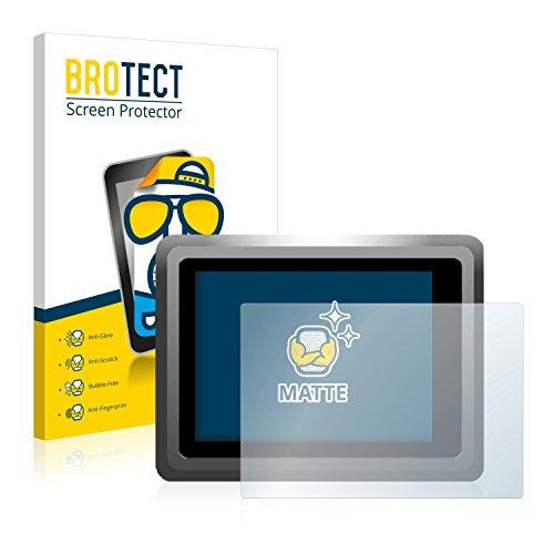 BROTECT 2X Entspiegelungs-Schutzfolie kompatibel mit Impulse Evo Smart (E-Bike Bildschirm) Bildschirmschutz-Folie Matt, Anti-Reflex, Anti-Fingerprint