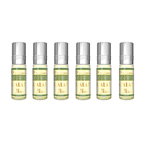 Al Rehab Dalal parfümöl - 6 x 6ml von al rehab