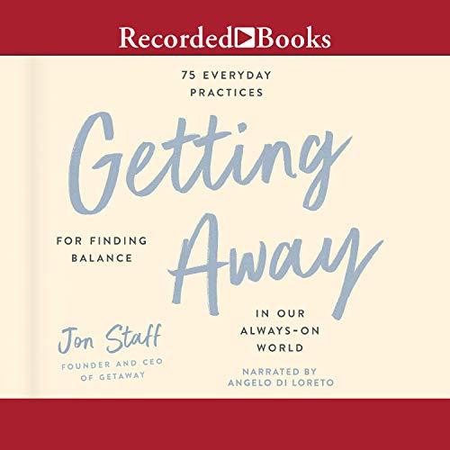 Page de couverture de Getting Away